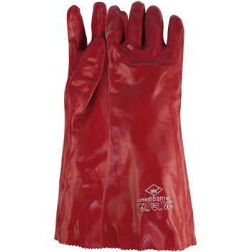 Olie- en vetbestendige handschoen 40cm