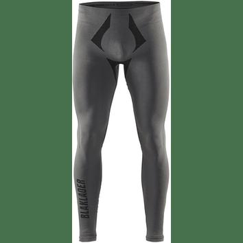 Blåkläder 1839 Lange onderbroek Bamboo/Charcoal DRY