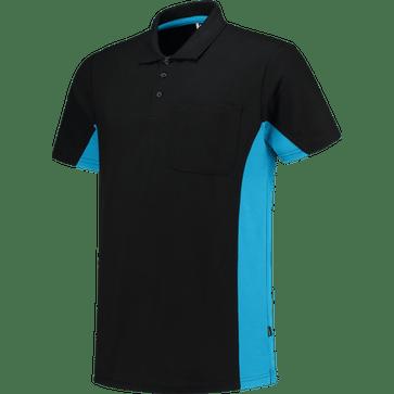 Tricorp TP2000 Poloshirt Bicolor Borstzak