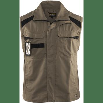 Blåkläder 3164 Werkvest Industrie, Ongevoerd