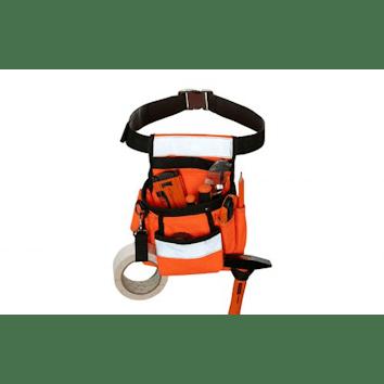 ToolPack Sash-S Hi-Vis Traditionele gereedschapsgordel met 1 holster