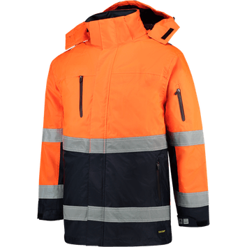 Tricorp TPE3001 Parka ISO20471 Bicolor