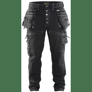 Blåkläder 1999 Baggy Denim Stretch X1900