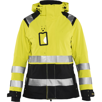Blåkläder 4904 Dames Shell jack High Vis