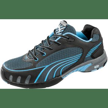 Puma Fuse Motion  S1 Werkschoen Blauw