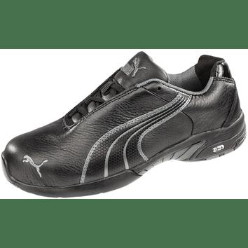 Puma Velocity Wns  S3 Werkschoen Zwart/Grijs