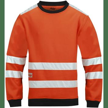 Snickers Reflecterende Fleece Sweater. Klasse 38053