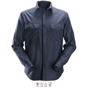 Snickers 8561 ProtecWork, Shirt met Lange Mouwen