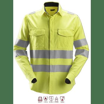 Snickers 8562 ProtecWork, Shirt met lange mouw klasse 3