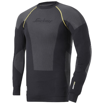 Snickers XTR Body Engineered Long Sleeve T-shirt9430