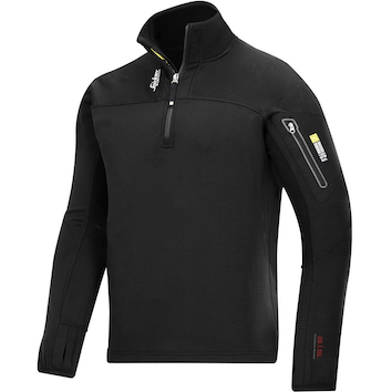 Snickers Body Mapping Fleece Pullover9435