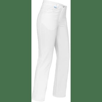 De Berkel damespantalon Tjitske Wit