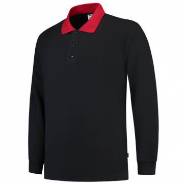 Tricorp PSC280 Polosweater Contrast