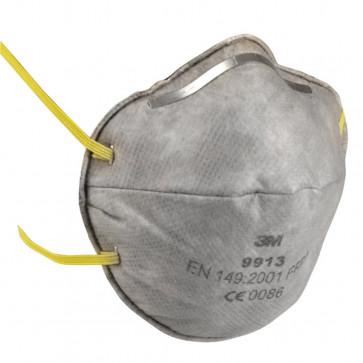 Stankmasker voor een geringe bescherming tegen organische dampen
