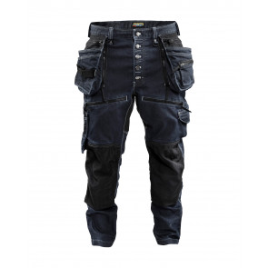 Blåkläder 1999 Baggy Denim Stretch X1900