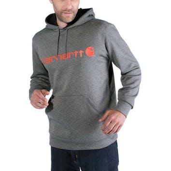 Carhartt Force Ext.Logo Hooded Sweatshirt 102314