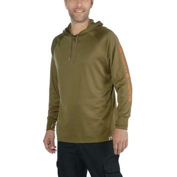 Carhartt Fishing Hooded T-Shirt L/S 103572