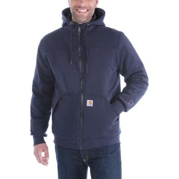 Carhartt Rockland Quilt-Lined Hooded Sweatshirt 103312