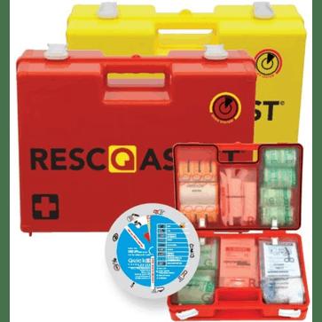 EHBO koffer Resc-Q-assist Q25 oranje
