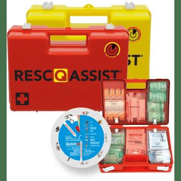 EHBO koffer Resc-Q-assist Q50 oranje
