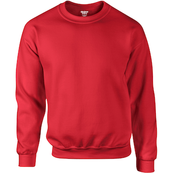 Gildan Crewneck Dry Blend Comfort Fit Sweater