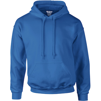 Gildan Hooded Dry Blend Comfort Fit Sweater