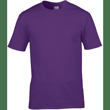 Gildan Premium Cotton Regular Fit Heren T-shirt