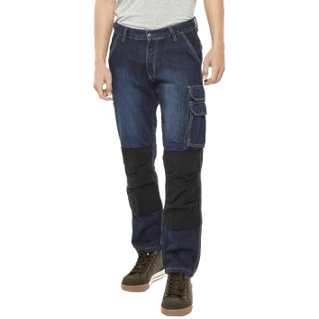 247 Jeans Bison D30 Dark Blue