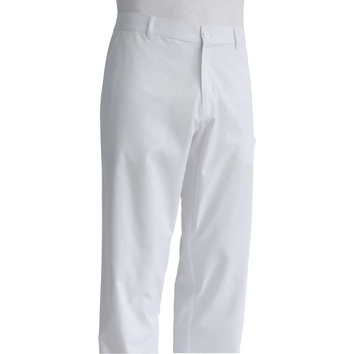 Chaud Devant Bianco Kokspantalon