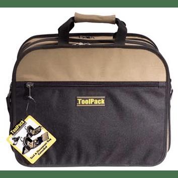 ToolPack Deluxe Grote gereedschaps-schoudertas