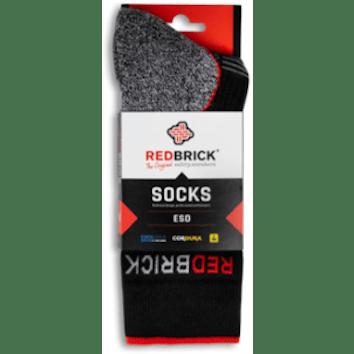 Redbrick ESD sokken