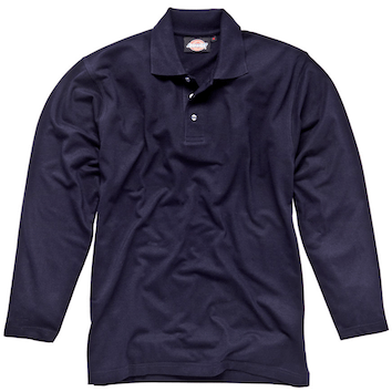 Dickies Long Sleeve Polo