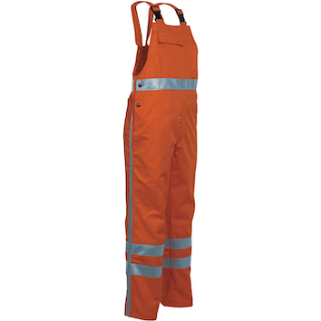 HAVEP High Visibility Amerikaanse RWS overall 2484
